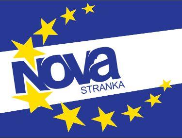 Nova stranka - logo