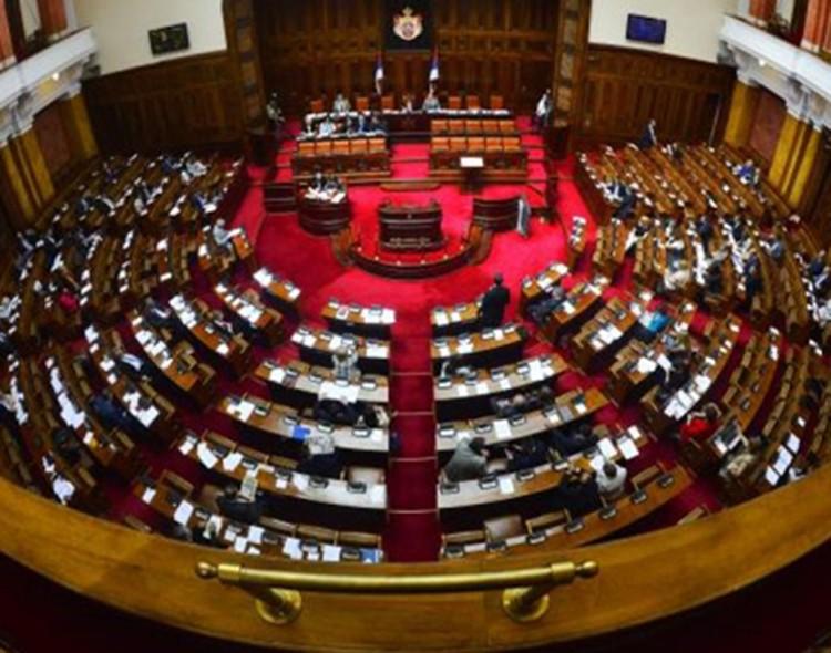 Živković predložio četiri zakona i jednu rezoluciju