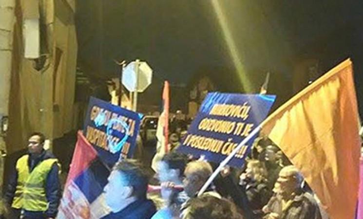 Zaječar: Podrška protestima uprkos međustranačkim razlikama