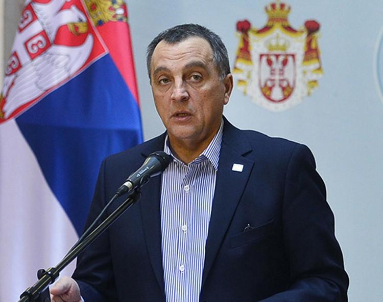 Živković pohvalio policiju i kritikovao ministra
