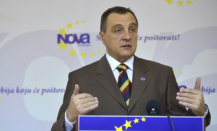 Vučić i članovi Predsedništva BiH - nastavak balkanske mačo lige!