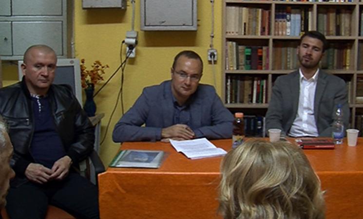 Pavićević sa stanarima Bulevara despota Stefana
