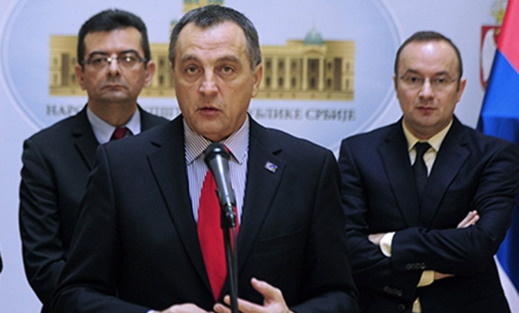Živković i Pavićević pitali premijera i ministre u odsustvu