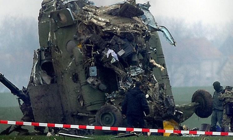 Izveštajem STS DCV potvrđuju se odgovorni za pad helikoptera