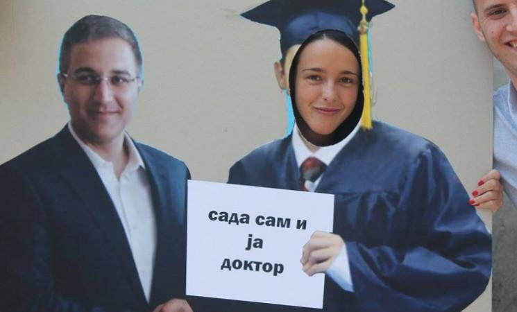 """Forum mladih organizovao akciju """"Budi i ti doktor"""""""