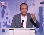 Gostovanje Pavićevića u emisiji Reč na reč na RTS 1
