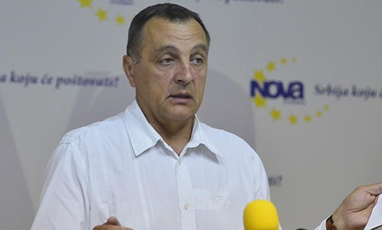Živković: Nikolićeva kandidatura - palanačka svađa oko plena!