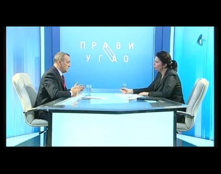 Živković u Pravom uglu: Vučić sada da kleči po Evropi zbog Trepče