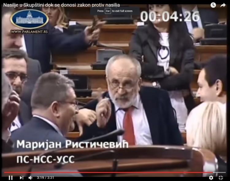 Taman dan u istoriji srpskog parlamentarizma