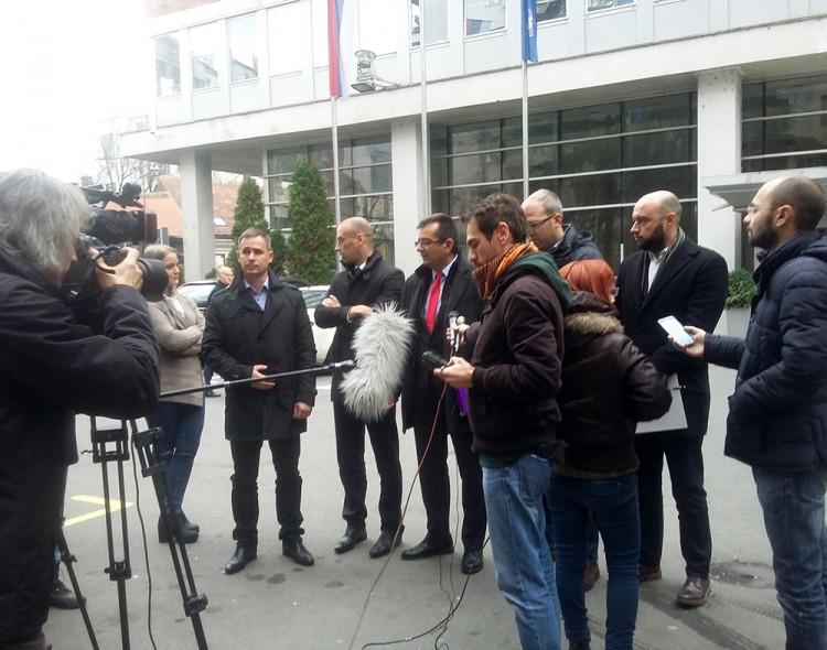 Opozicija traži od RTS objektivno informisanje