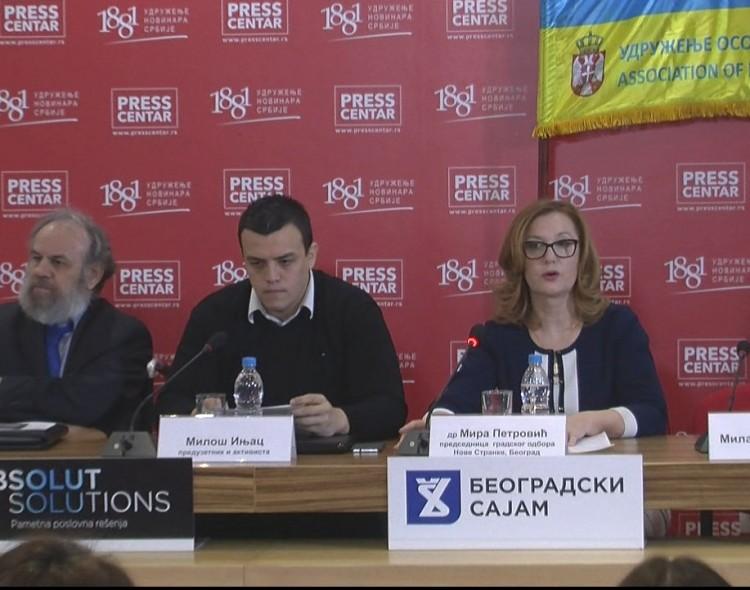 Mira Petrović: Osobe sa invaliditetom da budu tema svakodnevno, a ne samo danas!