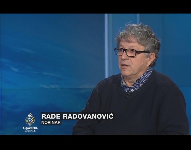 Radovanović: Janković najozbiljniji kandidat za predsednika Srbije