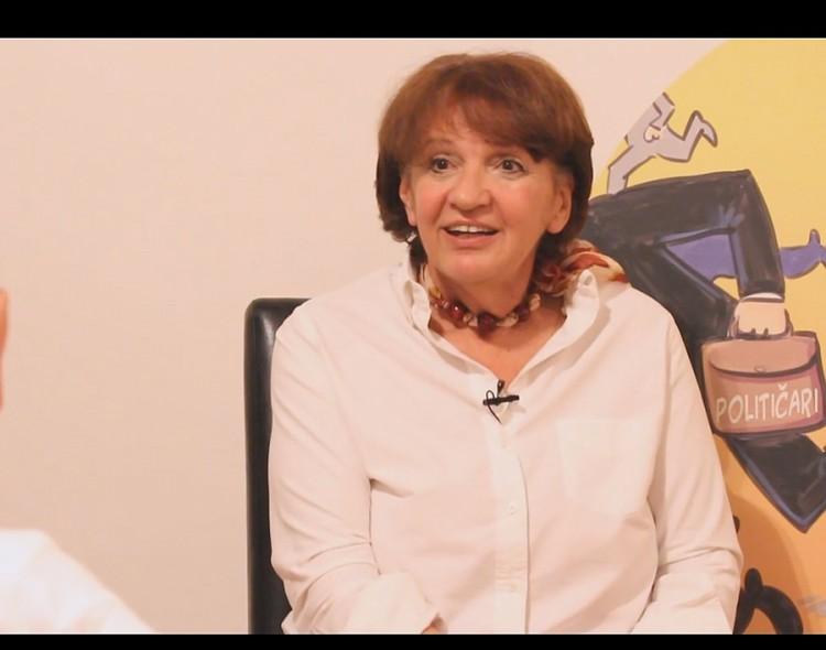 Vesna Rakić Vodinelić u emisiji Lični stav