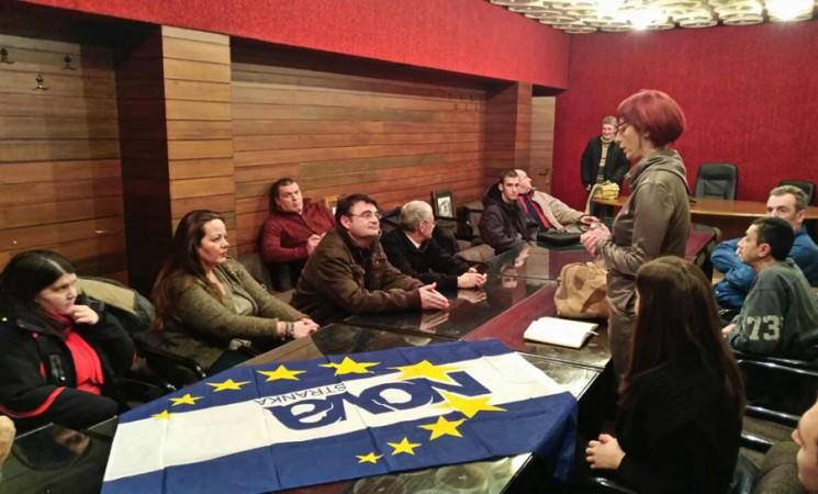 Osnovan Gradski odbor Nove stranke Jagodina