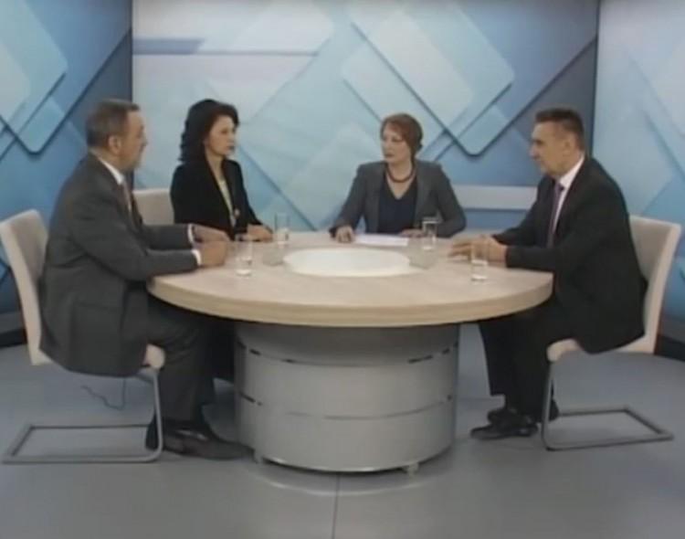 Zoran Živković u emisiji Necenzurisano na TV Šabac