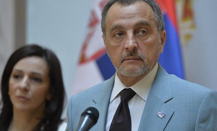 Živković: Studentima nije odobreno da uživo prate rad parlamenta
