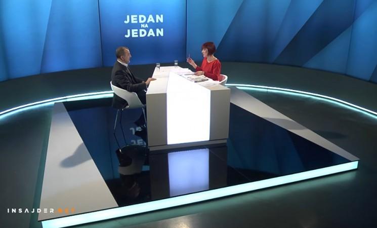 """Živković: Opozicija ne može izigravati """"francuske sobarice"""""""
