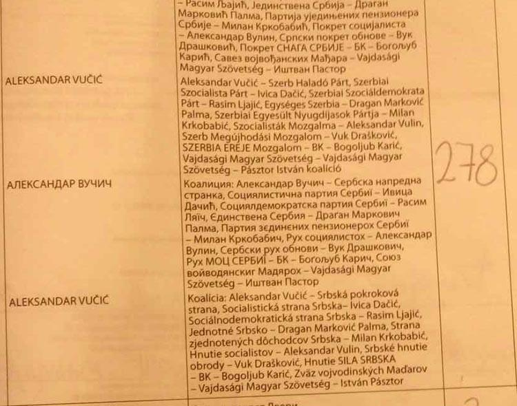 """Novi Sad: Vučićeva """"terapija lažima"""" uživo"""
