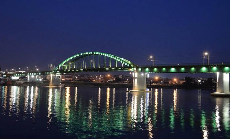 Jezik moći: Stari savski most