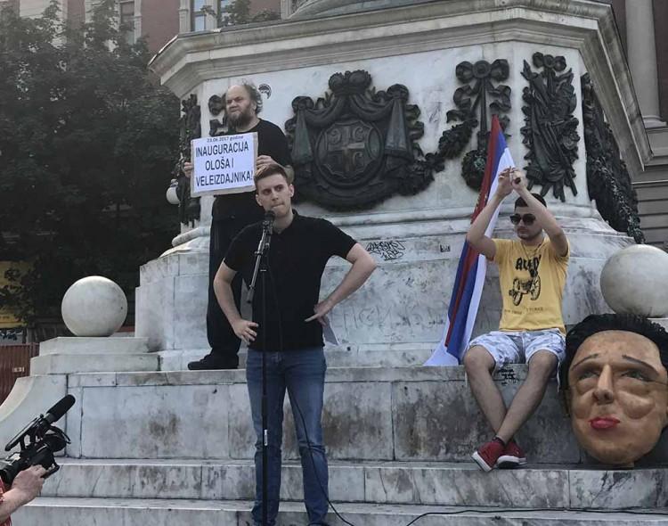 Eleković: Srbiju su okupirali lažovi, plagijatori, fantomi, kompletni idioti