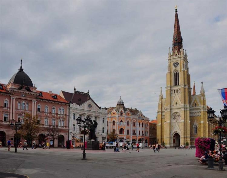 Brže, jače, Novi Sad!