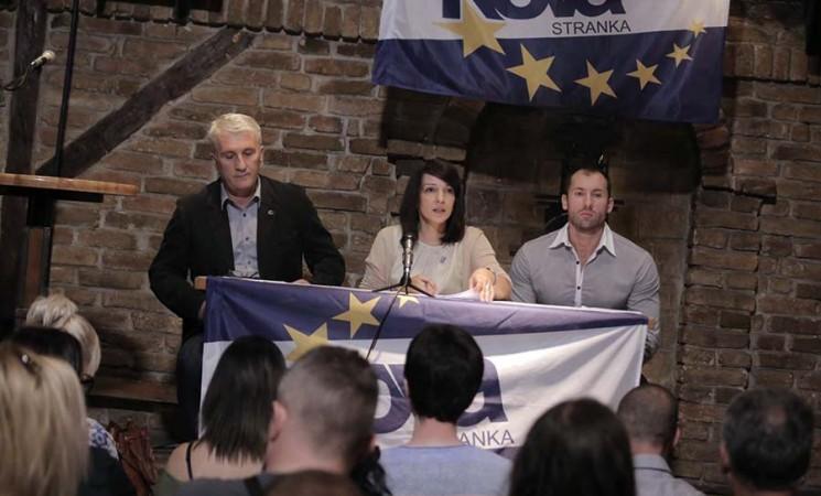 Formiran Gradski odbor NOVE u Pančevu