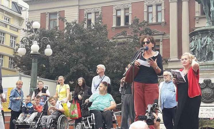Rakić-Vodinelić: Svi smo mi osoba sa invaliditetom u budućnosti