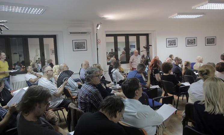 """Održana javna debata """"Beograd se brani kulturom"""""""