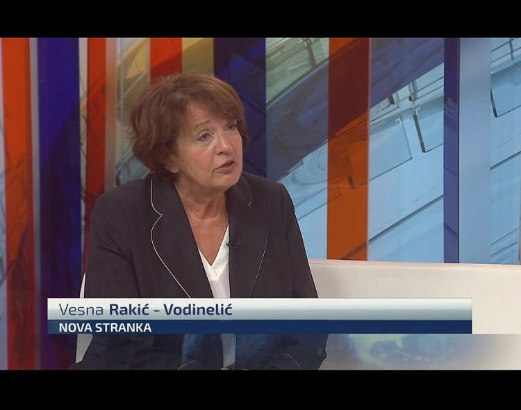 Rakić-Vodinelić: Odbornici Nove stranke kao straža građana