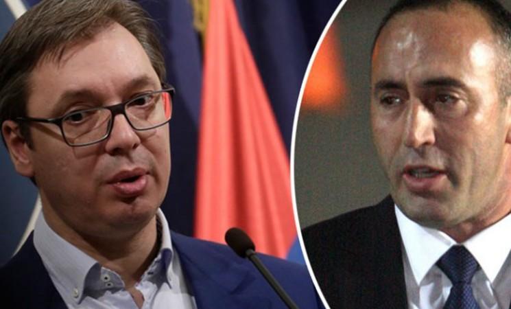 Ramuš Haradinaj - Vučićev kandidat, ratni drug i poslovni partner
